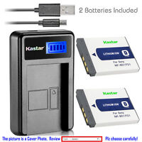 Kastar High Capacity Battery 14.8V 6800mAh 101Wh Replacement for Sony BP-FL75 V-Mount//V-Lock Battery Sony BC-L70 BC-L160 BC-L70A BC-L90 Charger and Sony Professional Video Camcorders and LED Lights