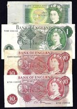 UK Great Britain ENGLAND LOT 4 NOTES  1966 - 1980