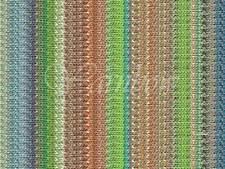 NORO ::Kibou #16:: cotton silk wool yarn 30% OFF! Lime-Sky-Nut-Ecru-Tan