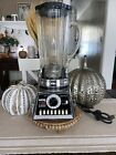 Vintage 1960's Waring Blender 14-speed Super Robot Blender - Glass Jar - Tested!