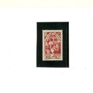 FRANCE   Semi-Postal  Stamp  # B46  MVLH   F-VF  1836 issue