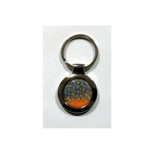 Brook Trout Keychain