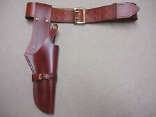 Malcolm Reynolds Holster and Belt - Firefly Serenity Browncoat