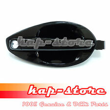 Black/EB Outside Door Handle Catch Right for 03-06 Hyundai Tiburon/Coupe