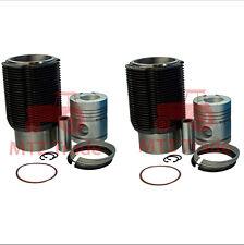 Belarus tractor engine kit liner piston rings set 250 300 310 3011 T25 Sidena