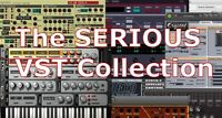 The Serious VST Collection - PRO VST VSTi Plugins Effects Instruments