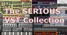 Il grave VST Collection-PRO VST VSTi Plugin effetti strumenti