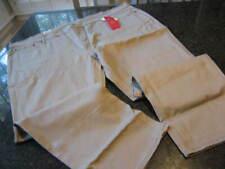 NWT - Mens LEVIS  Khaki 541 ATHLETIC Fit Stretch Jeans (48 x 30)