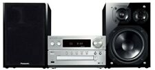 Panasonic CD Stereo System Audio Player Silver SC-PMX9-S  4902704238702