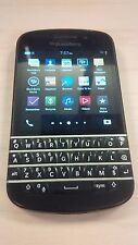 BlackBerry Q10 - Black - (Rogers) - Broken Keyboard - SQN100-1