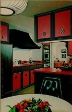 Chinese Kitchen Vent-A-Hood Custom Wall Mount Hood Advertising Postcard B42