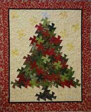 CHRISTMAS TREE PINWHEEL TWIST - Martha D. Zines Quilting Pattern Twister