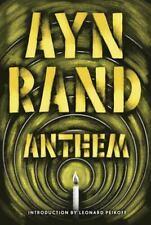 Anthem by Ayn Rand (2004, Paperback, Anniversary)