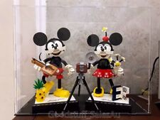 Display case for LEGO Disney Mickey & Minnie Mouse Character 43179(Sydney Stock)