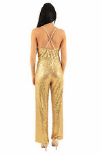 Sequin Jumpsuit in 2 Glorious Colours