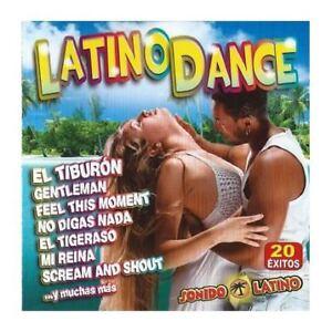 LATINO DANCE - 20 EXITOS [CD]