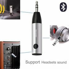 Bluetooth  3.5mm Jack Audio Aux Make any Speaker Wireless Music Receiver Adapter