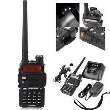 Popular BaoFeng UV-5R 136-174/400-480 Dual-Band DCS CTCSS Ham Two-Way 5R Radio