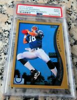PEYTON MANNING 2010 Topps Reprint 1998 Rookie Card RC PSA 9 Colts Broncos HOF $$