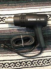 STEINEL HL 500 11.6-Amp Corded Heat Gun, 120VAC 1400W