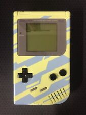 Nintendo DMG-01 Custom Game Boy Handheld System - Gray | Cleaned and Tested