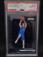 Luka Doncic 2018-19 PSA 10 PRIZM EDITON ROOKIE MYSTERY PACK!! (READ)