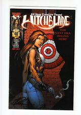 Witchblade #40 Midwest Variant SIGNED by Keu Cha Ltd 120 with COA