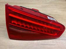 AUDI A4 S4 B8.5 REAR LED INNER LEFT TAILLIGHT TAIL LIGHT LAMP OEM 8K5945093AD