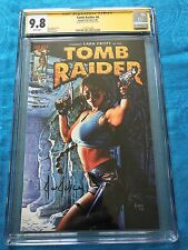 Tomb Raider #6 - Image Top Cow - CGC SS 9.8 NM/MT - Signed by Joe Jusko