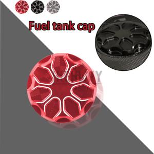 Motorrad CNC Aluminum Fuel Tank Cover Gas Caps for Ducati XDIAVEL S 2016-2020