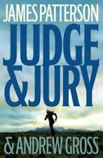 Judge and Jury by Andrew Gross and James Patterson (2006, Hardcover)