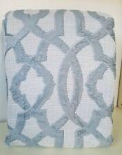 "Allen + Roth, Grommet Geometric Curtain Light Filtering Single Panel 50""W x 84""L"