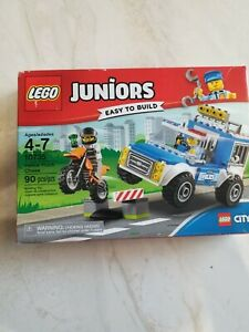 LEGO Juniors POLICE TRUCK CHASE 10735