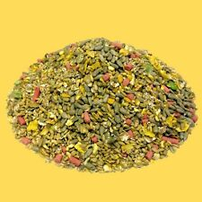 20kg 'ZERO' Grow WILD BIRD MIX  with Sunflower Hearts & Suet No Mess Seed