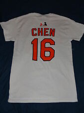 Wei-Yin Chen Baltimore Orioles Replica Jersey T-Shirt S SGA MLB O's White Color