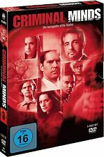 CRIMINAL MINDS, Staffel 3 (5 DVDs) NEU+OVP