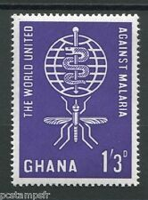 Ghana - 1962, Stamp 123, Fight Against Malaria, Malaria, New