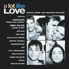 A Lot Like Love by Original Soundtrack (CD, Apr-2005, Columbia (USA))