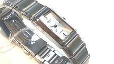 CASIO Lady Dress Watch Rectangular dial Stainless Steel Quartz LTP2037A-7 WHITE