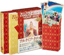Alchemia Tarot Deck 78 Ako Morimura Takaki original card set F/S From JAPAN