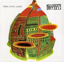Public Image Ltd. - Happy [New CD]