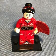 Kimono QUEEN /& ANCELLA Mini figura su misura in mattoni LEGO