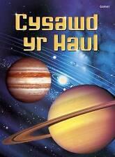 Dechrau Da: Cysawd yr Haul by Emily Bone (Hardback, 2013)
