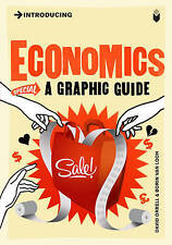 Introducing Economics: A Graphic Guide By David Orrell NEW (Paperback) Book