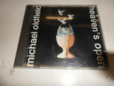 CD  Michael Oldfield  – Heaven's Open