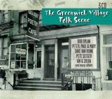 VARIOUS ARTISTS - GREENWICH VILLAGE FOLK SCENE [GOLDEN STARS] NEW CD