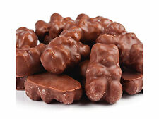 Milk Chocolate-Covered Albanese Gummi Bears - 5 POUND - FREE SHIPPING
