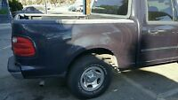 01-03 F150 CREW CAB FLEET SIDE PICKUP BED 5 1/2 BOX used NO gate or lights