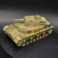 Pro Painted 28mm bolt action German DAK panzer IV ww2 (plastic)