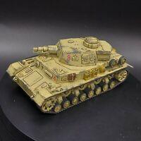 Pro Painted 28mm bolt action German DAK panzer IV ww2 (plastic)